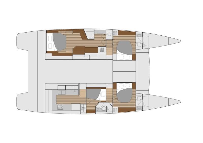 Ipanema 58 layout-Lounge-Maestro