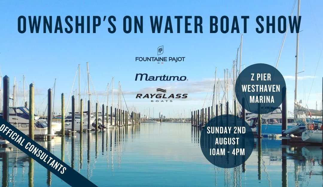 Ownaship's On Water Boat Show