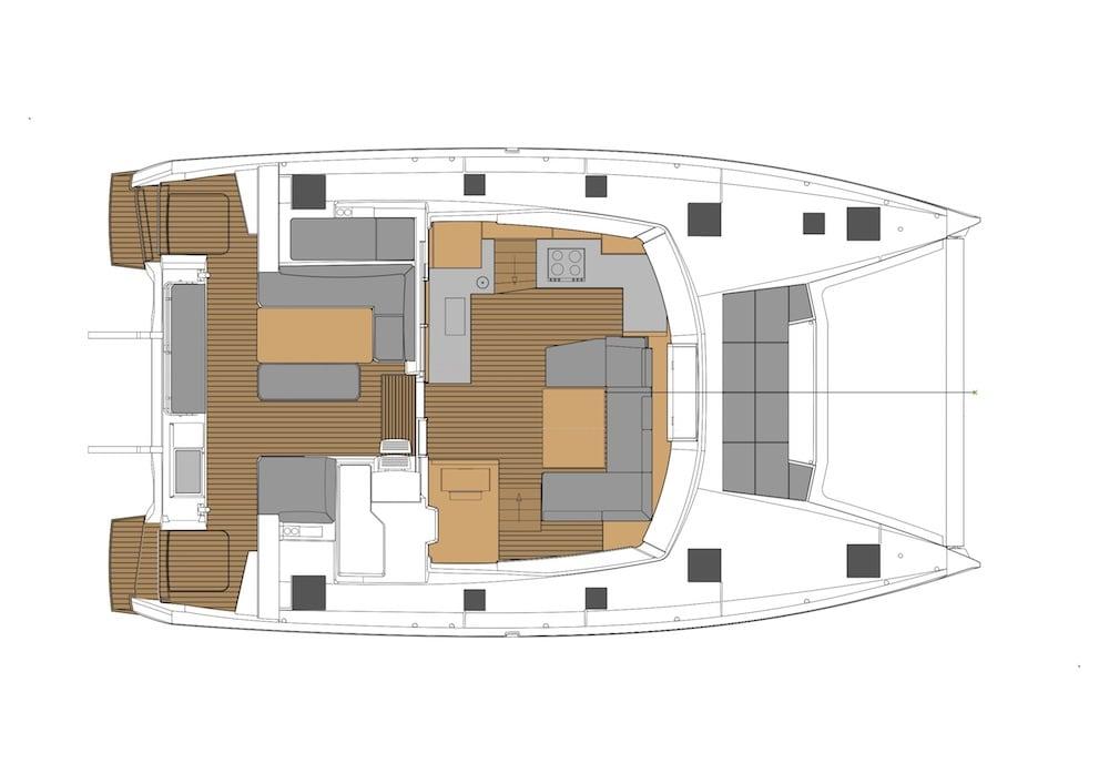 Elba-45---Deck-Plan