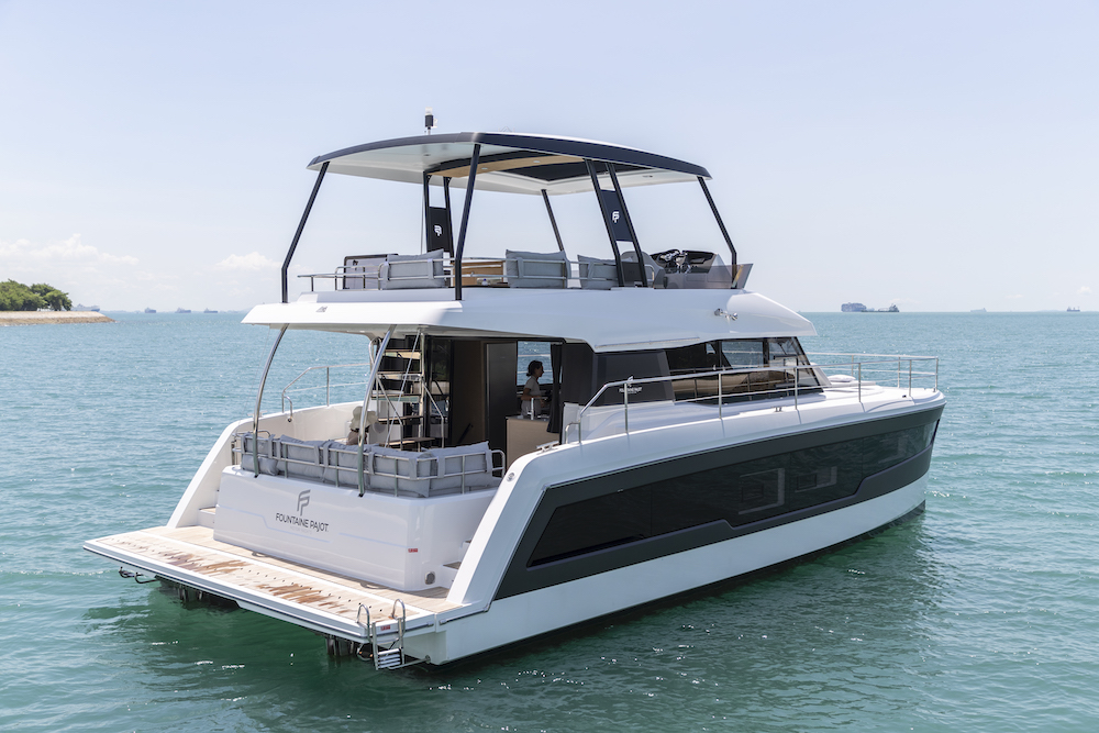 Two New Catamarans Almost Fully Sold