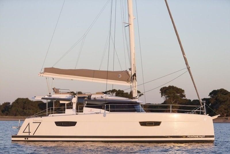 Saona 47 anchor