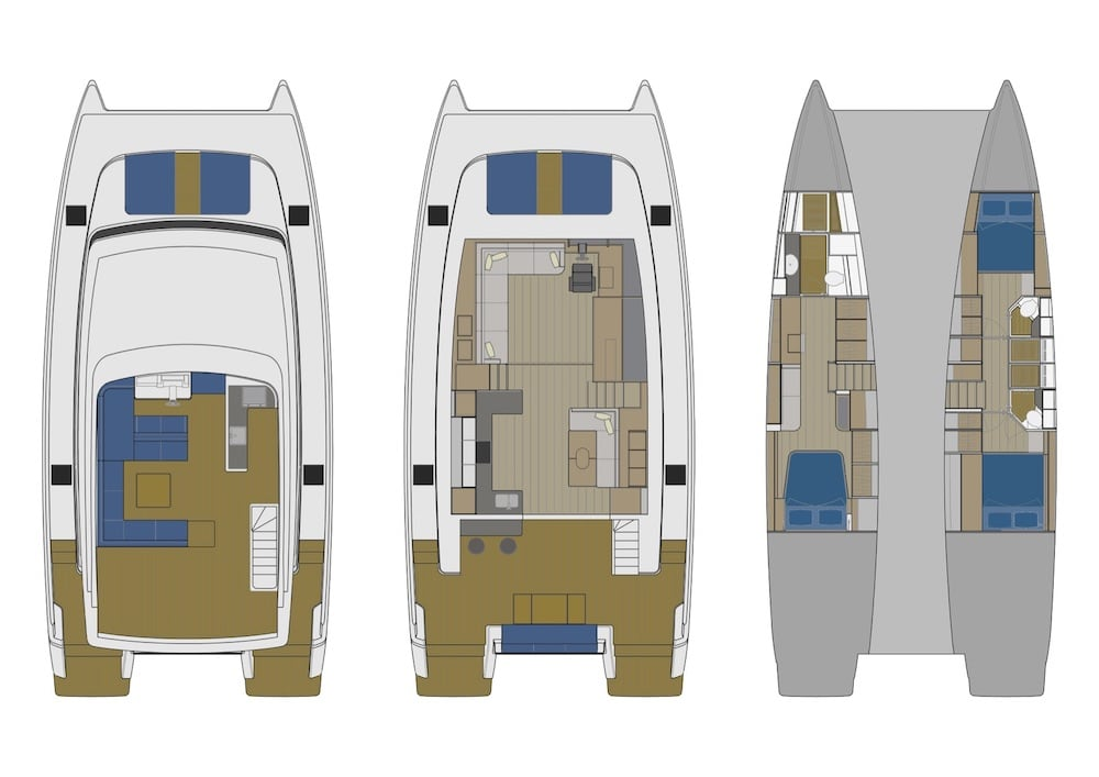 ILIAD 50 - 3 Cabin Layout Option JAN 2018 (1)