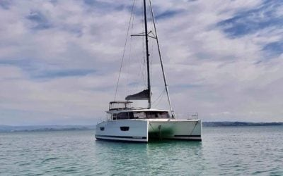 Second Sailing Catamaran Syndicate Complete!