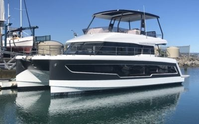 The MY40 Power Catamaran Syndicate is Here!