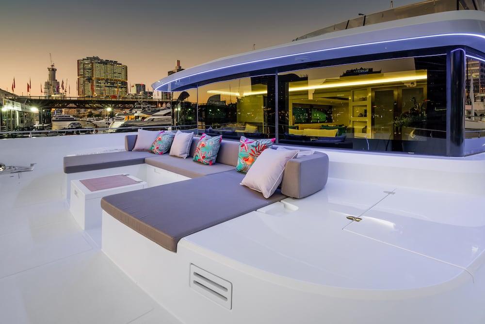 Iliad 70 Catamaran 25