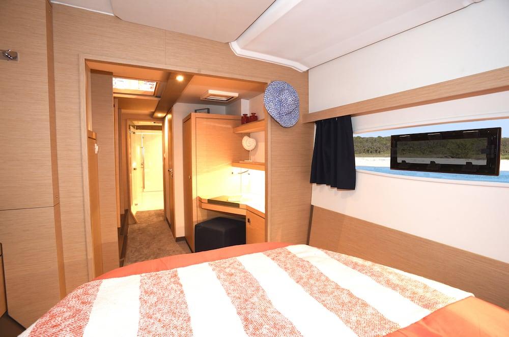 Lucia 40 Cabin 1