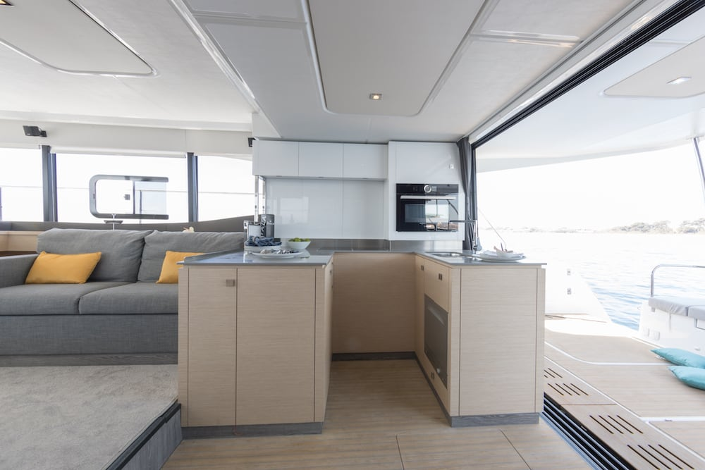 MY44 galley
