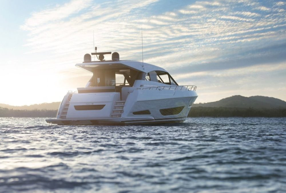 The Maritimo X50 Syndicate — a New Zealand First