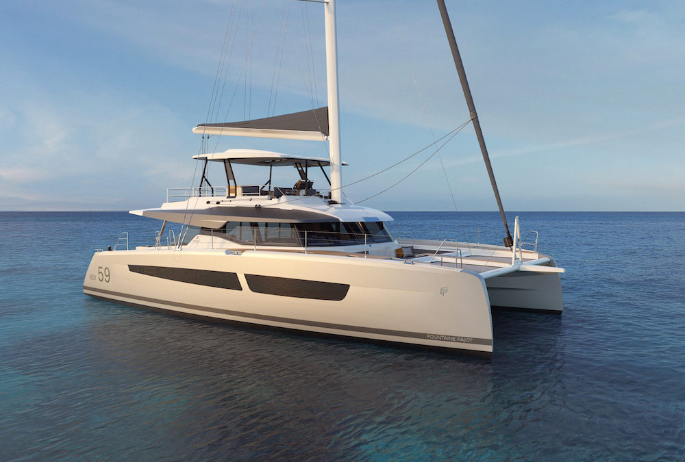 Fountaine Pajot Announces Three Brand New Models