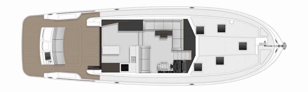 Maritimo S54 plan