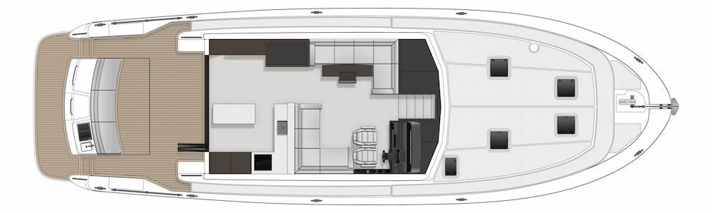 Maritimo S59 plan
