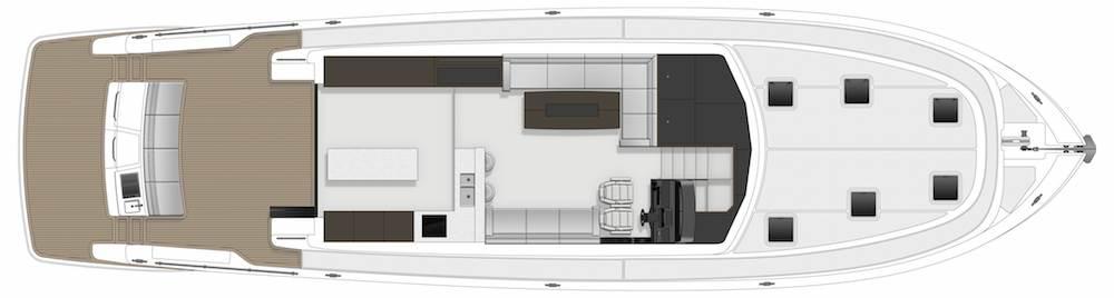 Maritimo S70 plan