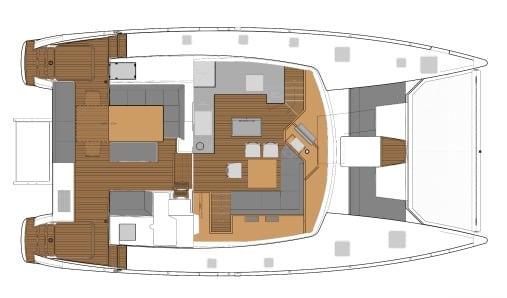 Saba-50-Cockpit-and-Saloon-layout