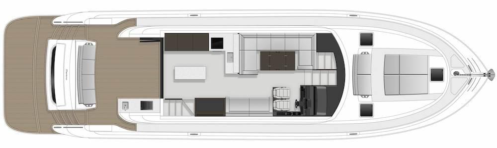 Maritimo X60 plan