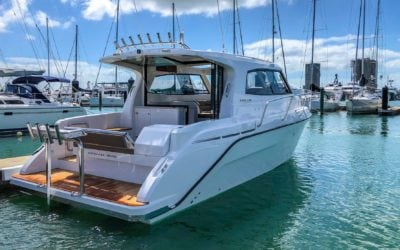 Fifth Rayglass 3500 Joins The Fleet